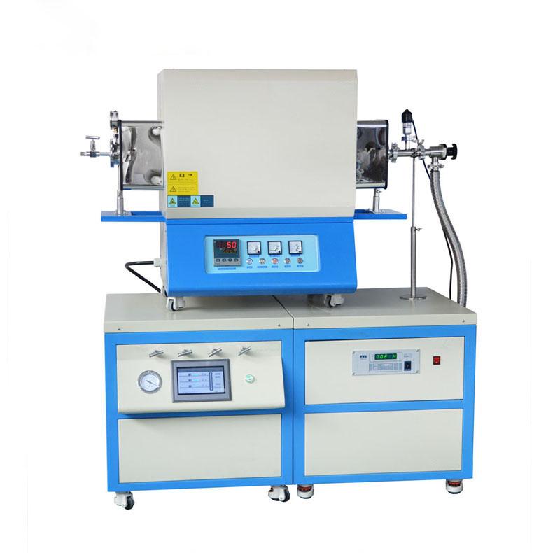 KTL1700-1700双温区CVD系统