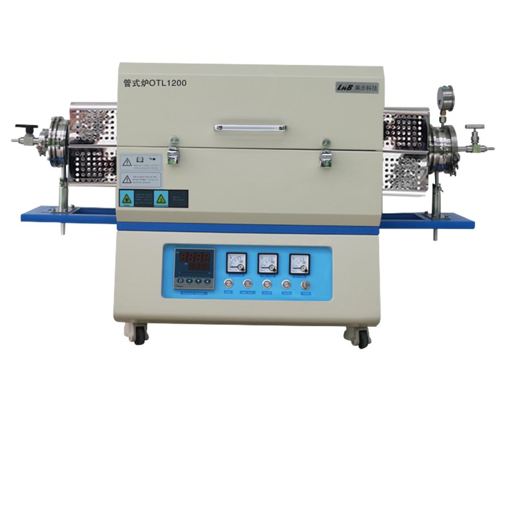 OTL1200单温区管式炉